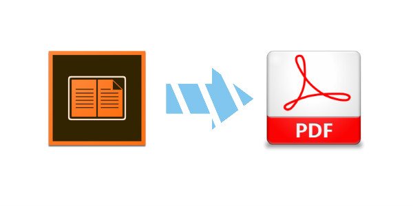 Convert Adobe Digital Editions to PDF
