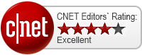 Cnet Editor's Rating