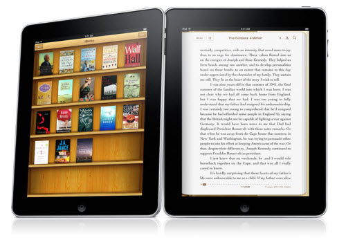 read Epub on iPhone