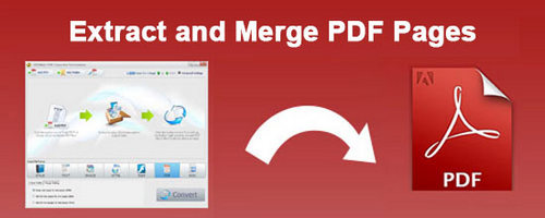 Extract and Merge PDF Pages