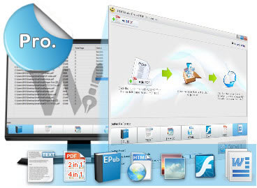 PDFMate PDF Converter Professional, convert PDF to Word/Text/EPUB/Image/HTML/SWF, a useful PDF converter